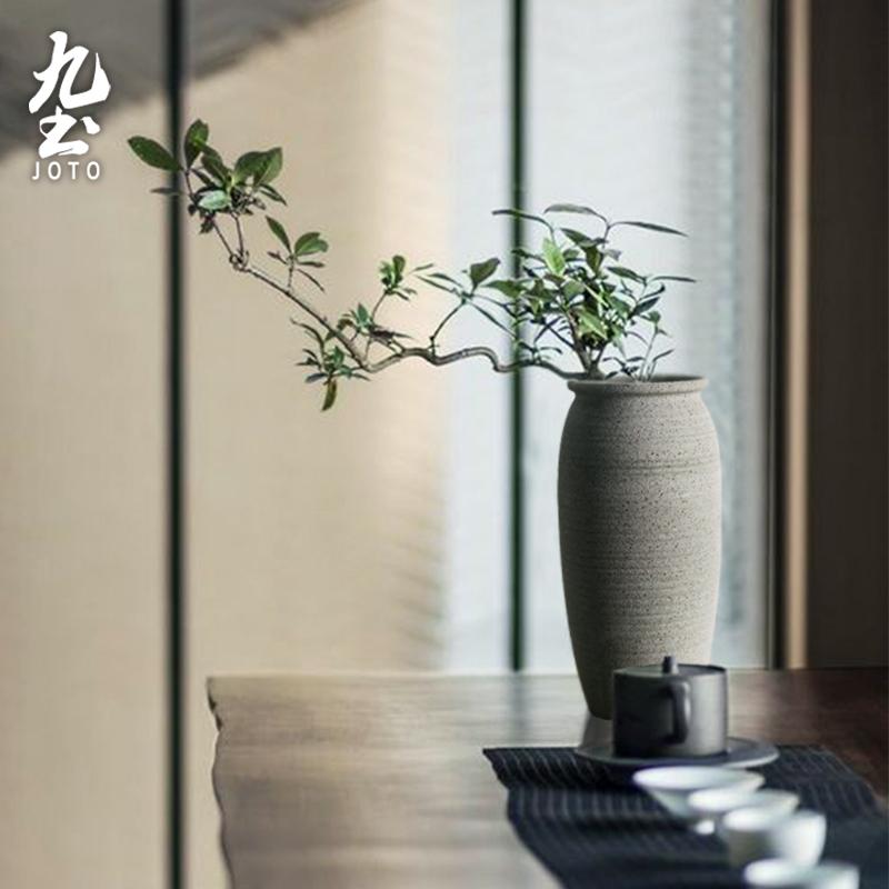 34 45 Ink Ivy Brass Aluminum Vase Decoration Simple Modern Flower Arrangement Dry Vase Geometric From Best Taobao Agent Taobao International International Ecommerce Newbecca Com