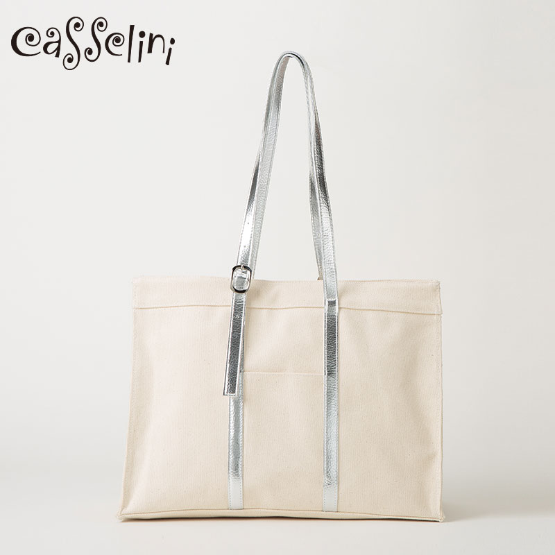 Casselini Japanese original 2018 bag new large capacity female bag canvas handbag shoulder bag female