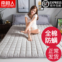 Antarctic cotton mattress cushion mattress mattress mattress double home thickened mat 120 Seasons 1 5m1 8