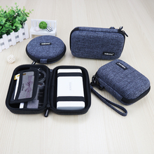 3C digital accessory bag millet romance charging treasure 20000mm security jacket hard disk bag pocket portable
