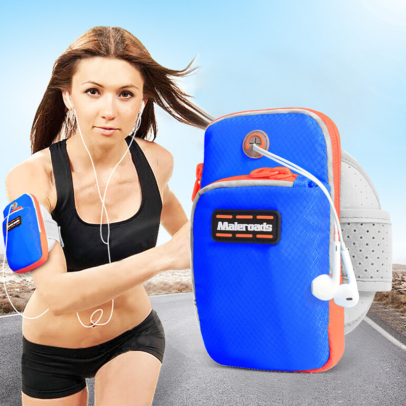 Tied to the arm running oppo mobile phone sets sports arm bag universal arm belt men and women arm bag arm sleeve wrist bag