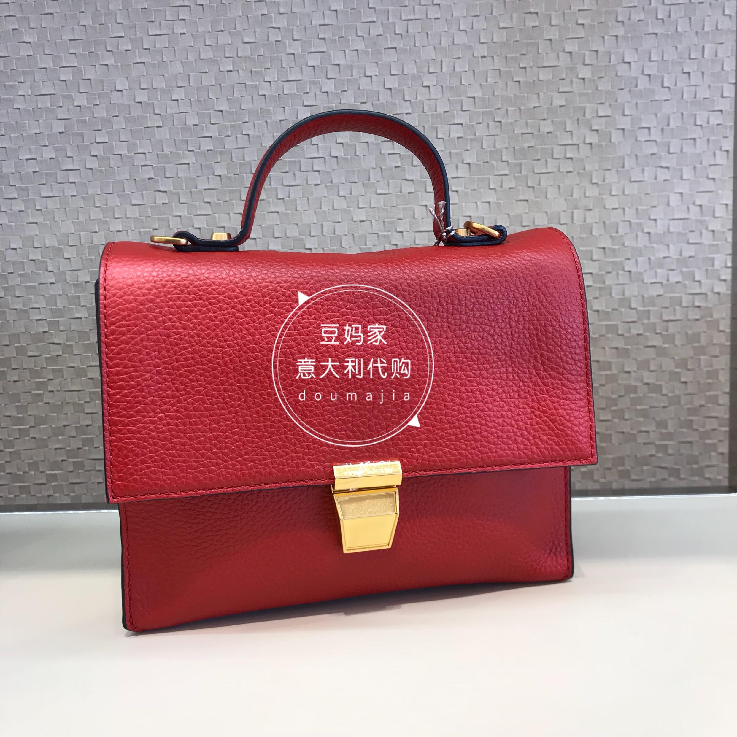 女士斜挎包★历史新低:COCCINELLE SIBILLA系列 女士斜挎包 ¥759+¥95.08含税包邮(约¥855)