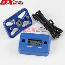 ATV karting streetcar sports car off-road motorcycle repair and maintenance timer timer with mounting bracket