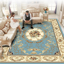 Carpet living room sofa tea table mattress European-American family bedroom full of bedside carpet room tea table carpet mattress