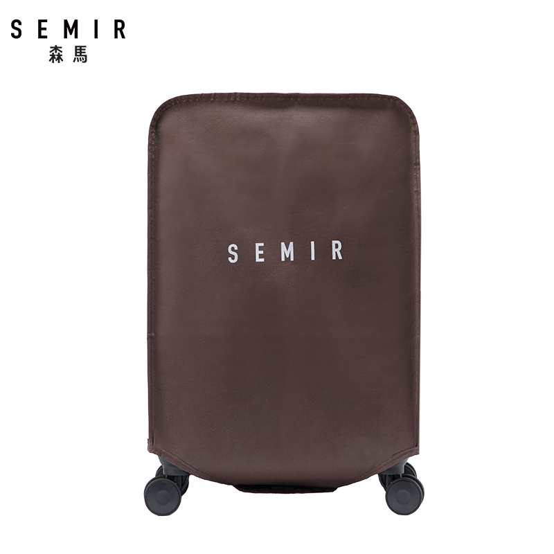 Sunmara suitcase case case case case protective case 20/24 inch suitcase dust-proof cover bag