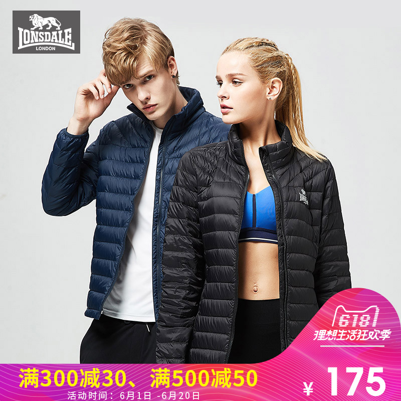 Dragon and Lion Dell Down Dress Female Outdoor Light Down Dress Men's Warm Winter and Autumn Outerwear 132321084