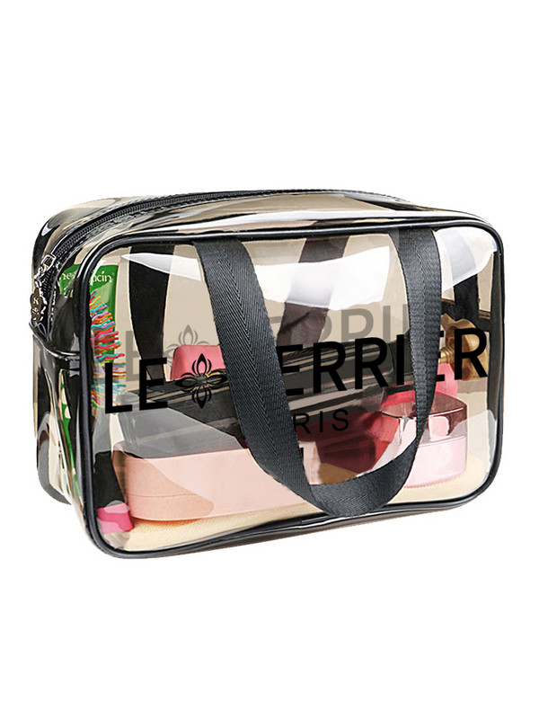 Wash bag bath bag bath bag tote large capacity men transparent waterproof makeup female bath bag men