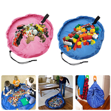 baby toys fast storage bag home / picnic / car toys organize