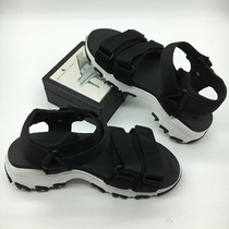 Panda 17 new ladies casual fashion light muffin cant tell Sport Sandals open toe shoes waterproof