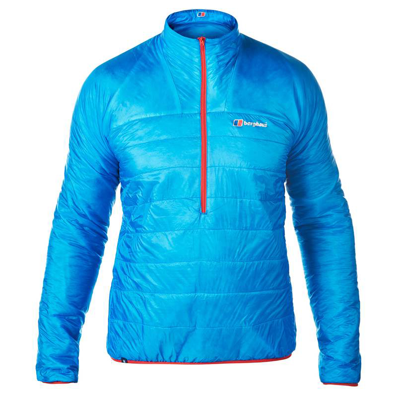 Berghaus Vapourlight double-sided wearing a spring and autumn jacket lightweight can do the inner bile wind protection