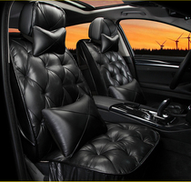 Chang'an CS 75cs 35cs 55 Yuexiang v3v7 escape DT Ruijin CC car cushion winter soft leather seat cover