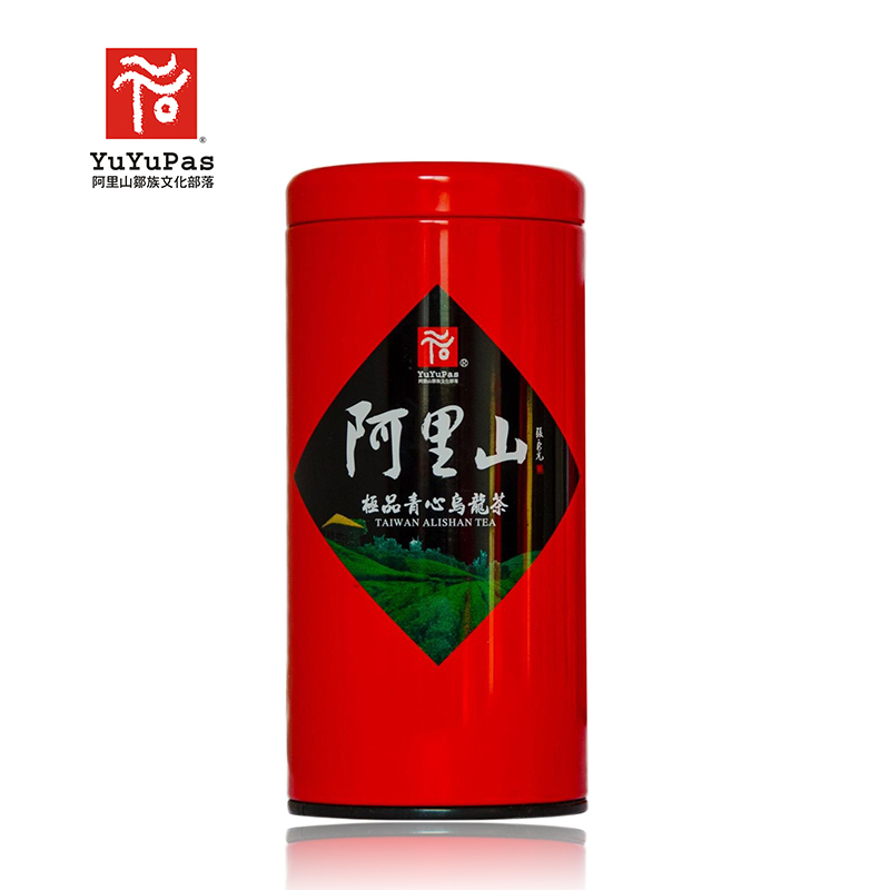 YuYuPas Youyou Bars Taiwanese Mountain Tea Oolong Tea Alishan Tea Authentic 100g/can