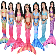 Mermaid, swimmers, mermaid, tail, girl, mermaid, swimsuit, three piece suit with fins.
