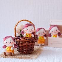 (Coton planète) mini coton poupée Toy story Dolly original fait à la main poupée