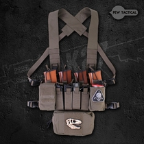 PEW TACTICAL D3CRX Heavy Tactical Chest MK3 Beaver Belly Pocket M203 Grenade Chest Hanging
