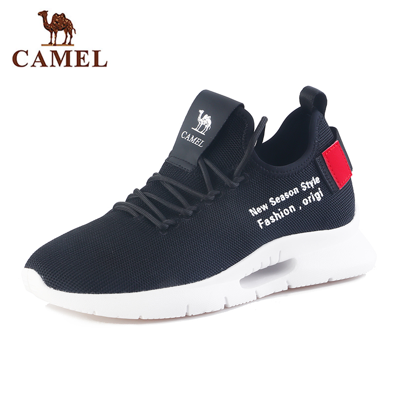 Camel/Camel Women's Shoes 2018 Autumn Fashion Sports Leisure Shoes Air-permeable Mesh Shoes Z183028003