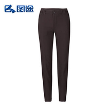 Tutu Outdoor Acme 2016 Autumn and Winter New Style Fashion Soft Shell Warm Leisure Pants