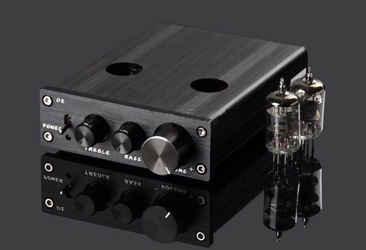 M2 Fever 6J1 Electron Tube Biliary Pre-stage Electron Tube HIFI Power Amplifier Pre-audio Amplifier Adjustment