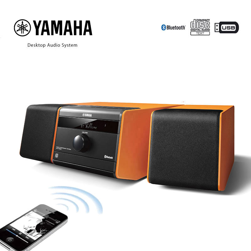 Yamaha/Yamaha MCR-B020OR Wireless Bluetooth CD Machine HiFi Composite Audio Desktop Home