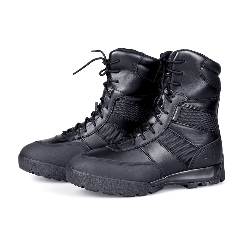 5.11 High help training boots 511 Boots Marine boots Desert boots Training shoes Men's Iron King