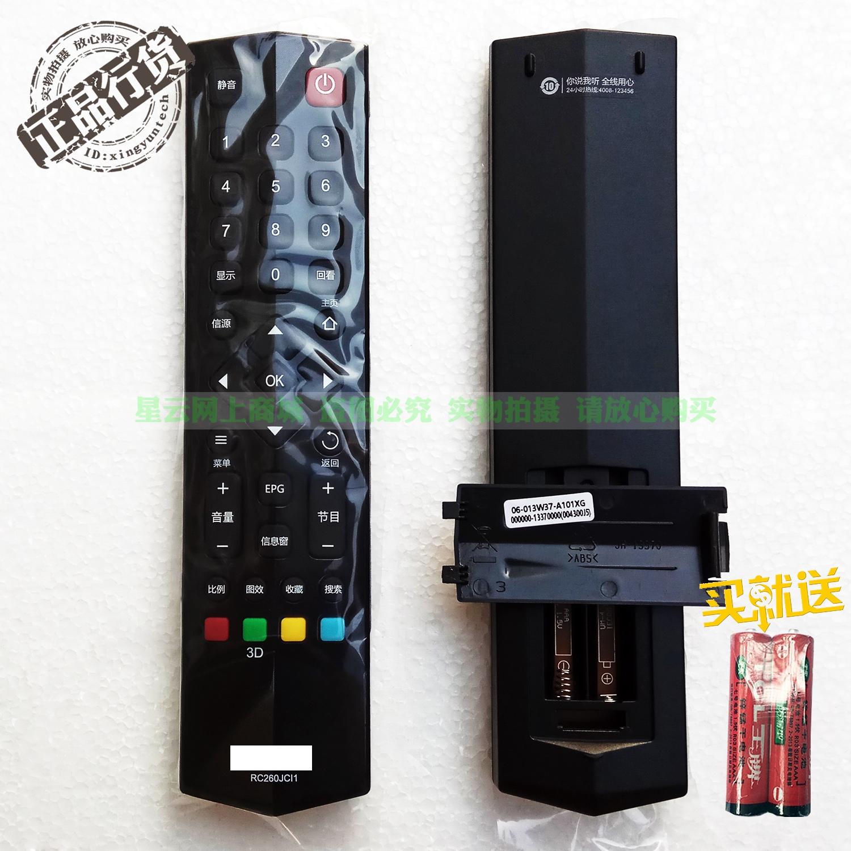 TCL original original D42A561U D43A561U D49A561U D55A561U LCD TV remote  control