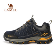 Camel outdoor climbing shoes for men and women wear non slip breathable lightweight hiking shoes leisure sports winter hiking shoes