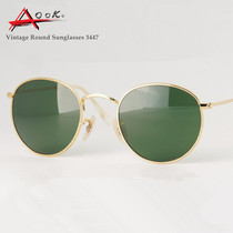 A OO KO 3447 classical round sunglasses 50 Mother