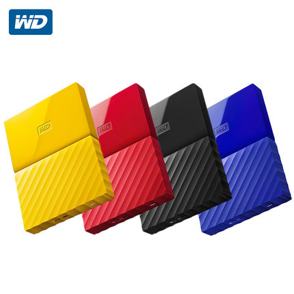 WD Western Digital My Passport 4T HDD 4TB Western Digital Encryption Backup USB3.0
