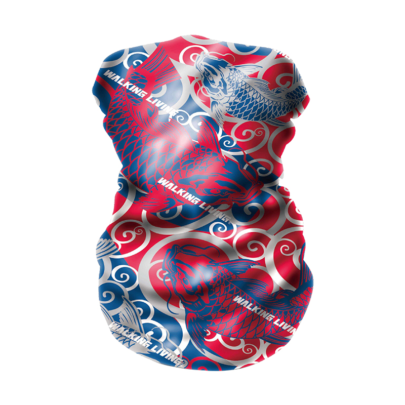 Vicarolin Sports Variety Magic Headscarf Camouflage Multifunctional Scarf Outdoor Breathable Male Sunscreen Scarf for Neck Fishing