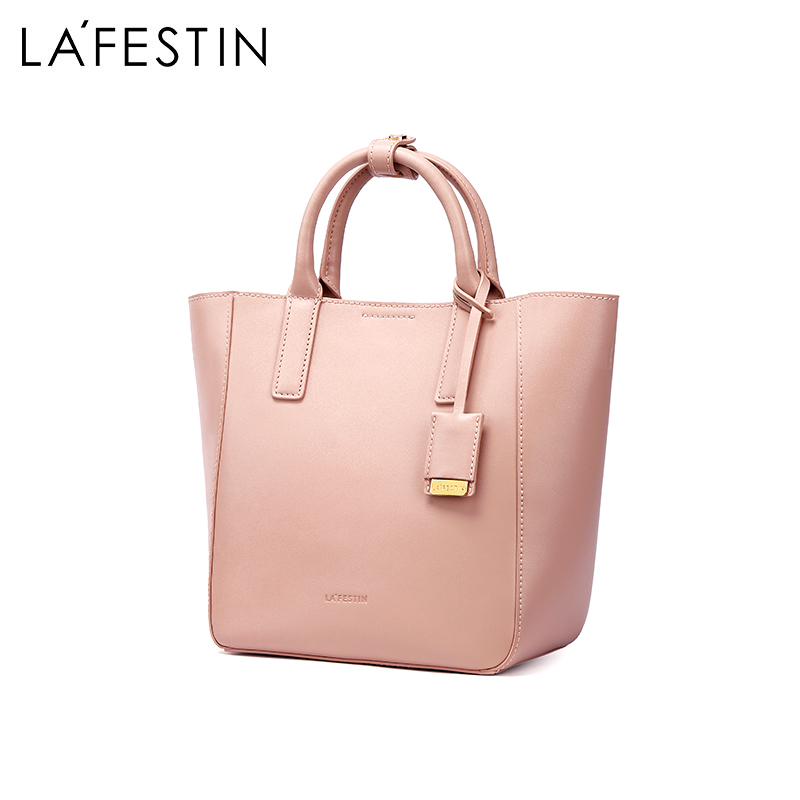 Lafite bag female 2018 new fashion bag handbag leather wings bag large capacity shoulder Messenger bag