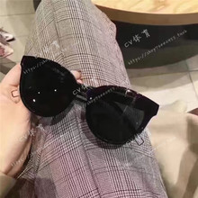 Korea purchasing gentle monster sunglasses, female Black Peter Fan Bingbing GM sunglasses, male V card