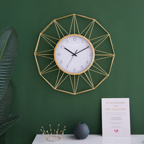 Nordic Modern Simple Clocks, Watches, Wall Clocks, Living Room Points, Creative Art, Silence, Personality, Fashion Home Clocks
