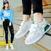 In the autumn of 2017 new sports shoes all-match a Korean ulzzang Harajuku student leisure running shoes