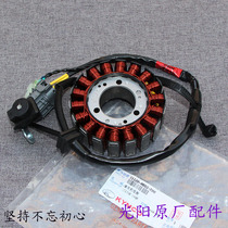 Guangyang original domestic rowing 250 300 ABS version XCITING magnetic motor coil power generation coil