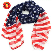 Spring summer autumn winter new listing stars star Sailor Dance fashion accessories all-match scarf