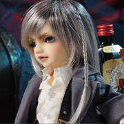 Volks Yomidi Reisner 1/6 BJD SD soom captain small doll LUTS lati eyes
