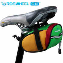 Bike bag mountain bike tail bag road bike back seat bag cushion bag quick remove tail bag riding equipment