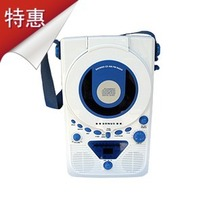European BONUS wall-mounted CD machine kitchen CD player bathroom waterproof radio tyre training machine