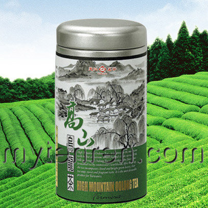 "Taiwan specialty ""Tienren Tea"" Alpine Oolong Tea 50g"