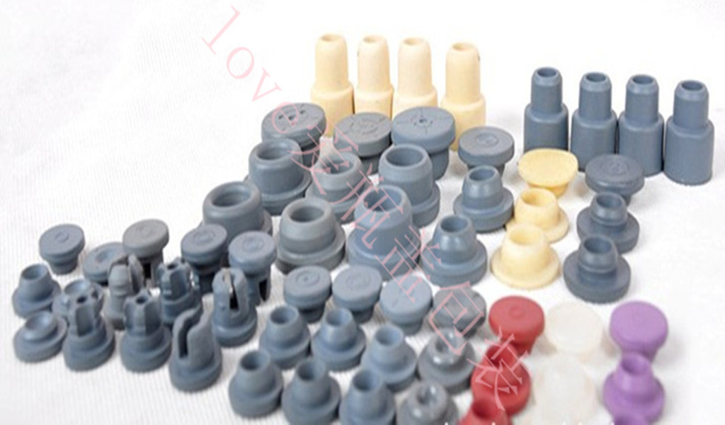Butyl rubber stoppers for 13-32 cillin bottles are sold in bulk. The starting price of 500 rubber stoppers is detailed.