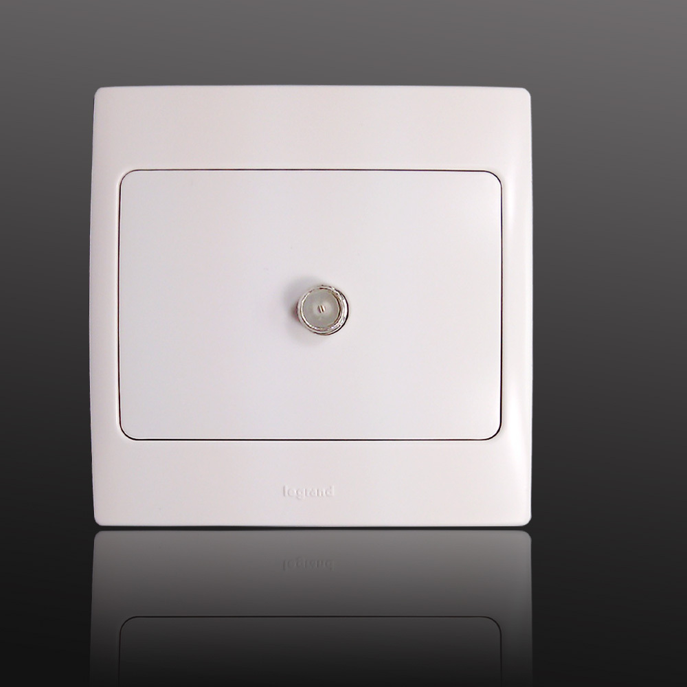 Legrand Legrand series of broadband TV socket / CCTV socket