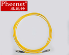 Pheenet Fenit FC-FC 3 m single-mode fiber jumpers Telecom grade pigtail cable can be customized