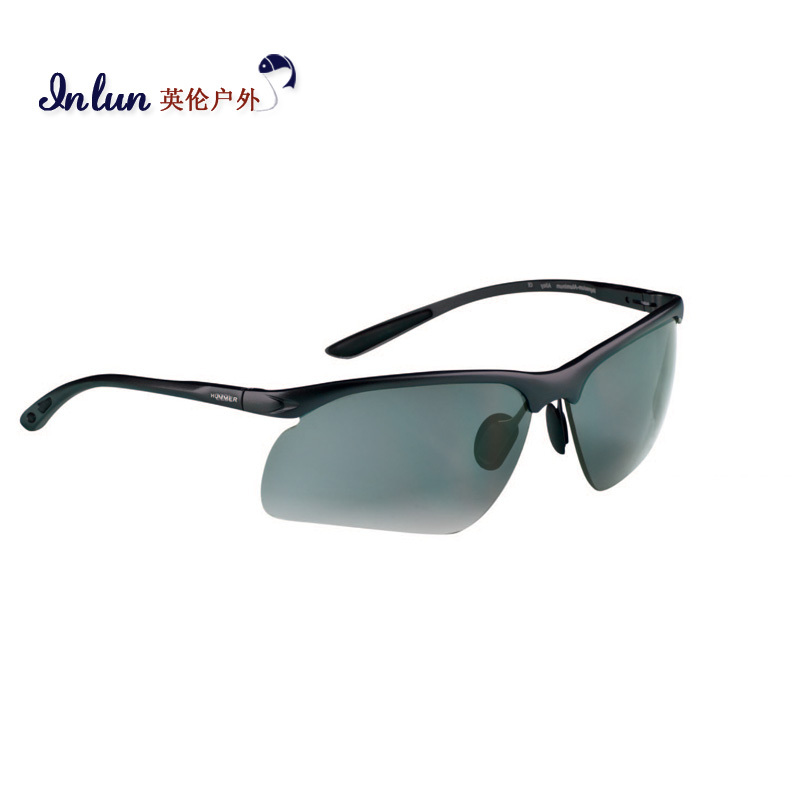 Hanmei Hummer Ultra-Light Space Film H86 with Purple-Blue Film Polarizer for Fishing Eyeglasses Driver Driving Polarizer