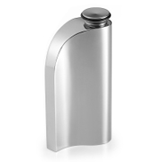 Troika Germany imported stainless steel flagon ergonomic seamless outdoor men's gift