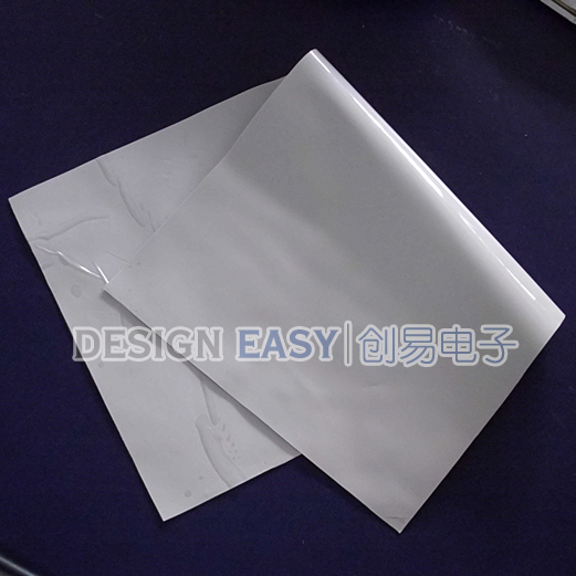 High-quality thermal conductive silicone film heat dissipation film mat 200*400*3MM various specifications whole 800C