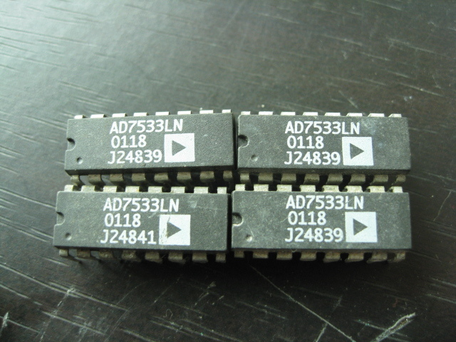 AD7533LN CMOS, 10-Bit Multiplying DAC