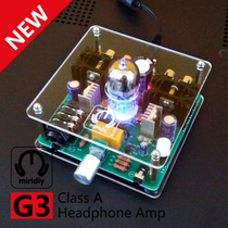 MIRIDIY G3 Class A Headphone Amp Class A Electronic Tube Ear Amplifier Pre-package