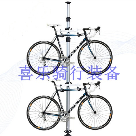 Factory direct selling bicycle rack bicycle display rack top-up pedestal parking rack bicycle rack