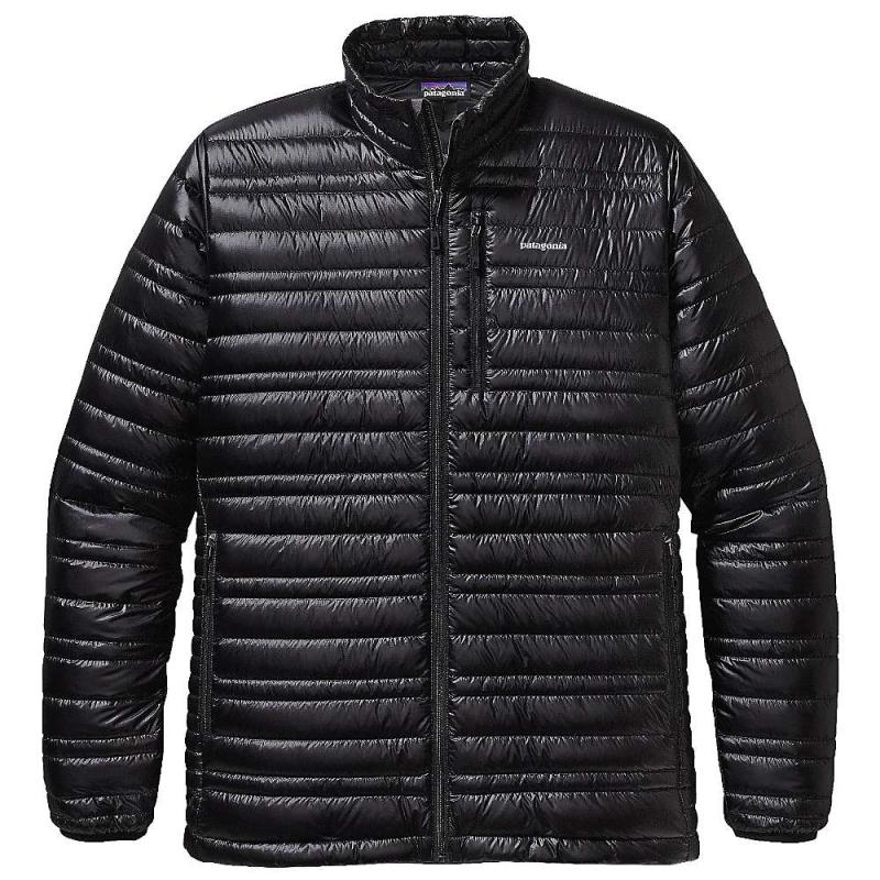 American direct mail Patagonia Patagonia 10281835 male fluffy 800 capless outdoor down jacket