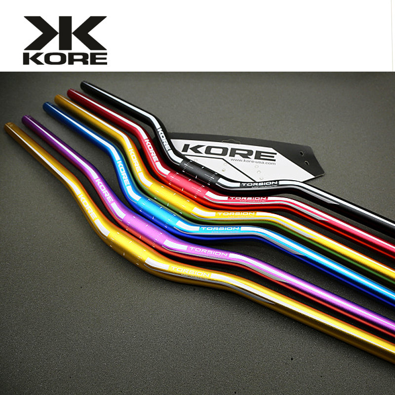 KORE TORSION 800mm AM/FR/DH/ downhill handlebars mountain bike long Yan handle